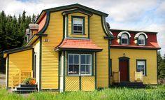 Fisher's Loft Inn - Port Rexton, Newfoundland