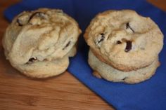 For my Gluten Free Friends Chewy Gluten Free Chocolate Chip Cookies!
