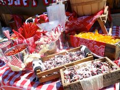 .Oh Sugar Events: Featured Party: Forrest's Buckaroo Birthday