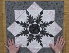Quilting: Master the Feathered Star with Marsha McCloskey