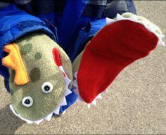Cold Weather Handwerk Teil I: Dragon Handschuhe! | Schnittpunkte