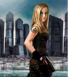 tris prior costume for amity compound - Google Search