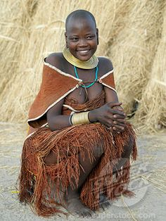 The traditional attire of Datoga women, Tanzania ©John Warburton Lee African Life, African Culture, African Women, Cultures Du Monde, World Cultures, We Are The World, People Around The World, Beautiful Smile, Beautiful Black Women