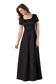 42b42d05da659c FWO Womens Chorale Choir Dress 4 Black -- Visit the image link more details.