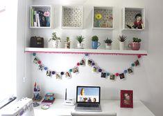 Abecedario. Home office decor.