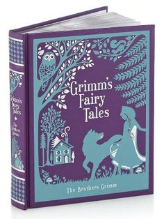 Grimm's Fairy Tales (Barnes & Noble Leatherbound Classics). I plan on reading this for my short story book :)
