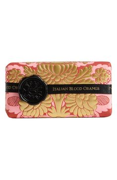 MOR 'Emporium Black Collection - Italian Blood Orange' Soap Bar ****my favorite soap***available at #Nordstrom