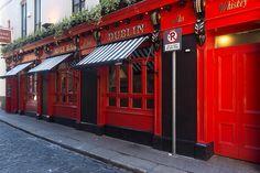 Dublin Pub In Temple Bar