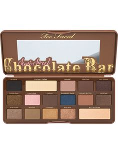TOO FACED Semi-Sweet Chocolate Bar Eye Shadow Palette