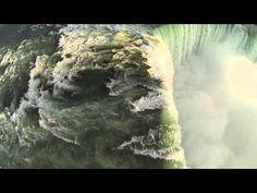 Beautiful ..like U've never seen NIAGARA FALLS BEFORE !