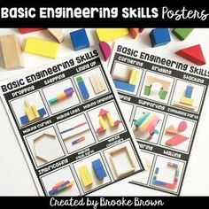 Basic Engineering Skills Posters