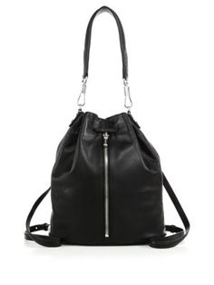 d434b384e29d ELIZABETH AND JAMES Cynnie Leather Backpack.  elizabethandjames  bags   leather  backpacks