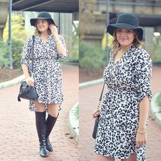 This little snow leopard number on F&F today! Insta Outfits, Instagram Outfits, Instagram Fashion, Cool Outfits, M Instagram, Snow Leopard, Wrap Dress, Number, Shirt Dress