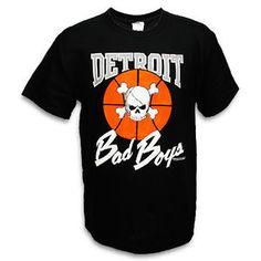 Detroit Bad Boys T-shirt in stock now @ DonnaSacs.Com