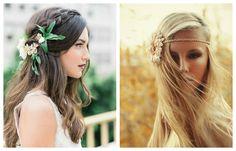 Прически с цветами на длинные волосы, фото