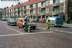 Rembrandtweg Amsterdam, Holland, Street View, Scene, Memories, Color, Vintage, The Nederlands, Memoirs