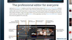 lightworks free gopro editing software