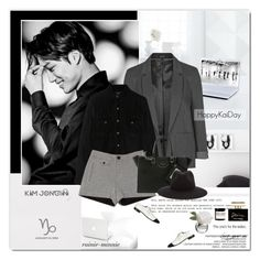 """HappyKaiDay"" by rainie-minnie ❤ liked on Polyvore featuring Dolce&Gabbana, Fig+Yarrow, Topshop, Yves Saint Laurent, rag & bone, Balenciaga, Miu Miu, Diane James and modern"
