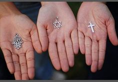 3.4- This shows that people of different religions still have common beliefs and we can find truth in their beliefs. We can find unity with them through our understanding.