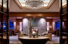 ST. REGIS ASPEN RESORT - the most luxurious winter resort in the country, very popular with celebrities. See more at jebiga.com #travel #luxury #resort
