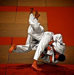 Judo ... IPPON !