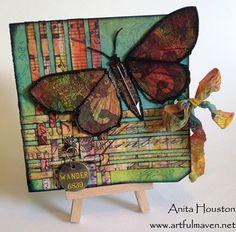 Compendium of Curiosities 3 ~ Challenge #1 Anita Houston
