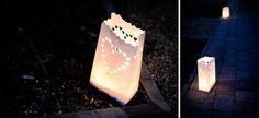 documentary wedding photography paper lanterns