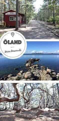 Die besten Tipps für deine Reise auf die Insel Öland - dem kleinen Sonnen-Paradies in Schweden! #schweden #oeland #oland #öland #insel #skandinavien