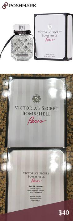 Victoria's Secret Bombshell Paris Brand new, with cellophane. About a month old Victoria's Secret Makeup