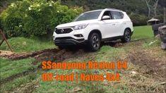 Ssangyong Rexton G4 mini prueba Off-Road  | Naves 4x4 4x4, Mini, Videos, Pickup Trucks