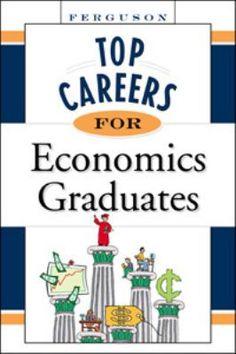 Economics top jobs for biology majors