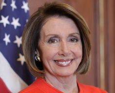 Nancy Pelosi - first female Speaker of the House.  Highest ranked female elected politician in American history.