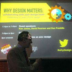 BookMachine London: Why design matters: collaborating with your design team