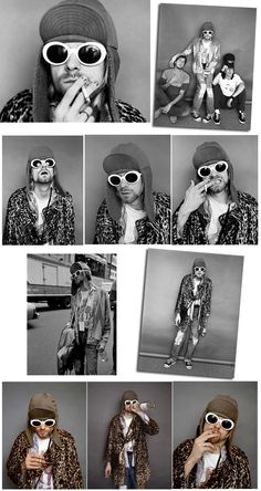 First crush! Only he could pull leopard print off this well ;)