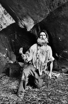 Josef Koudelka - Romania. 1968. Gypsy.