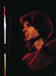 Richard Wright of Pink Floyd