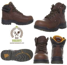 Dr Martens Ironbridge Safety Toe Boot Review - Best Work Boots ...