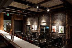 Creative Alliance Cafe / PI.KL Studio and Kroiz Architecture