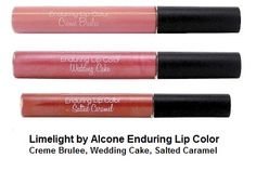 Neutral colors always work!  Enduring Lip Color - Limelight by Alcone   This liquid lipstick is absolutely incredible. It creates a matte opaque lip that lasts for hours and smells like dessert. This is one of the most positively reviewed products we sell.