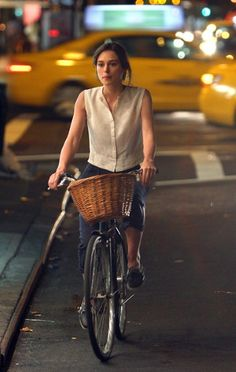 On the set of her new movie 'Can A Song Save Your Life?' in New York,                         Keira Knightley                         rocks ...