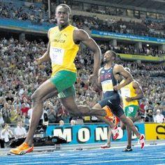 atletismo y algo más: #Recuerdos año 2010. #Atletismo. 5589. Usain Bolt,...
