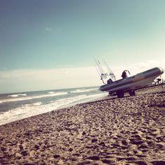 Playa Pinamar.