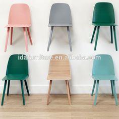 曲げ木の椅子の合板モダンなデザインの椅子の木の椅子チェアmuutoオタクcopinevisu合板の椅子