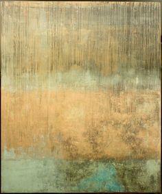 Christian Hetzel - Apricot Painting