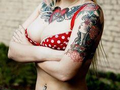 Dots  Tattos.