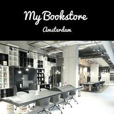 My Bookstore en My FlexSpace, een nieuw concept in Amsterdam