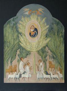 The phenomenon Zhirovitskoy icons BM