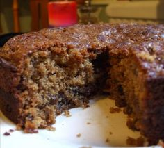 Antics of a cycling cook: Brown sugar mincemeat cake Xmas Food, Christmas Cooking, Christmas Desserts, Christmas Cakes, Christmas Treats, Baking Recipes, Dessert Recipes, Fruit Cake Recipes, Pie Recipes