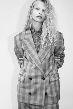 Frederikke Sofie by Ola Rindal for i-D Winter 2015