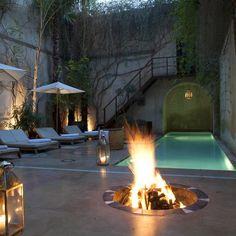 El Fenn Boutique Hotel Marrakech Morocco